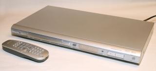 dvp630 - DVD Player mit Fernbedienung