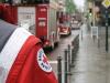 Einsatz Rettungsdienst und Feuerwehr