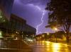 30.Jun2012 - Gewitter mit Blitz am Darmstadtium